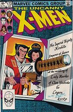 Marvel Comics Group! The Uncanny X-men! Issue 172!