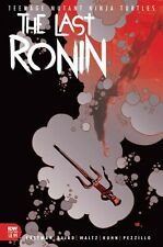 TMNT The Last Ronin #2 Cover A IDW Comics PREORDER - SHIPS 16/12/20