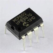 5pcs MCP602-I/P IC OPAMP DUAL SNGL 8-DIP NEW Z3