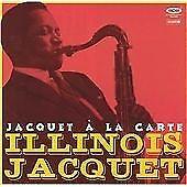 Jacquet a La Carte CD (2002) Value Guaranteed from eBay's biggest seller!