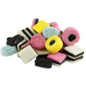 LICORICE ALLSORTS by Gustof's - BEST PRICE - 1/4 LB - 10 LB - FREE SHIPPING