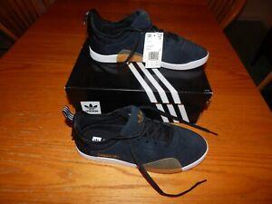 Adidas 3ST.003 (US Men's 11.5) Black New with box