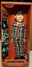 Moe Howard Three Stooges Ventriloquist Dummy Horsman