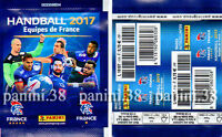 "PANINI Pochette ""HANDBALL 2017"" bustina, packet, tüte NEW"