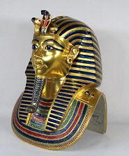 "Boehm ""The Tutankhamun Mask"" Porcelain Bust Egyptian Revival Limited Edition"