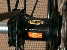 Rennrad Laufräder Ksyrium SL SSC