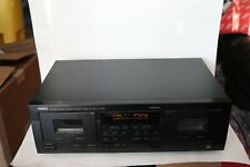 Vintage! YAMAHA K-902 Natural Sound Stereo Dual Cassette Deck, Works Great