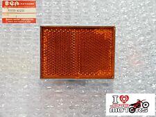 SUZUKI GS GS750 GS1100 80-81 NEW GENUINE REFLEX REFLECTOR FRONT 35950-49230