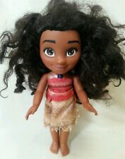 DISNEY - Collectable Official Disney Talking & Singing Moana Disney Doll 14 Inch