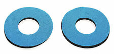 Flite old school BMX bicycle grip foam donuts - SLATE BLUE *MADE IN USA*