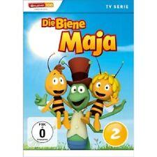 DIE BIENE MAJA - DVD 2 (TV-SERIE)  DVD  KINDERFILM  NEU