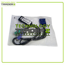 286597-001 New HP PS/2 KVM IP CAT5 RJ45-to-VGA Interface Adapter Cable