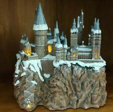 Bradford Exchange Hawthorne Illuminated Harry Potter Village Hogwarts School