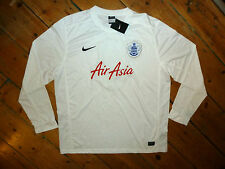 size:XXL Queens Park Rangers 3rd Shirt  QPR FOOTBALL TOP WHITE BNWT