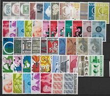 Netherlands  1966-9     Mint  Stamps   -  MNH-VF #  Y.T.  Lot