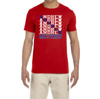 Philadelphia Phillies Andrew McCutchen Text T-shirt