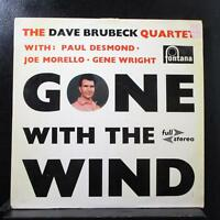 The Dave Brubeck Quartet - Gone With The Wind LP VG+ 885 114 TY Holland Record