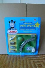 ERTL 40497 Thomas & Friends Mini World - Harold & Toby Set. NEW.