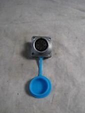 Amphenol APSESJ2 / CAPSESJ2 Circular Push Pull Connector 12 Contacts NEW