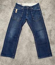 TOMMY HILFIGER ROGAR Regular Mens Jeans, W34, L28