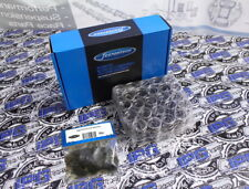 Supertech 80lb Dual Valve Springs & Steel Retainers Fits BMW S50 M50 M52 M54