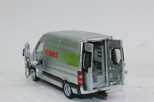 Siku 1995 Claas Service Vehicle MB Sprinter 1:50 New Original Packaging