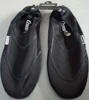 Cressi Wetsuit Reef Swimming Beach Aqua Shoes Black EU40  UK 7.5 Mens  Unisex