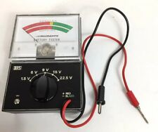 Micronta Battery Tester 2 Jewels 22-030