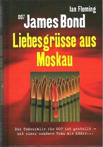 007 James Bond Liebesgruesse aus Moskau hc1998