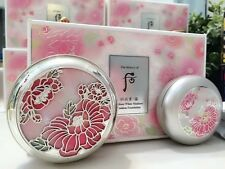 the history of whoo radiant white moisture cushion 21 special edition set