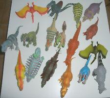 DeAgostini Dinosaurs & Co. Maxxi Edition - alle 16 Figuren + Goldener T-Rex