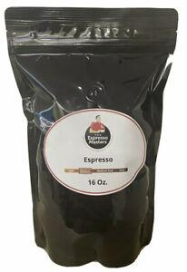 The Espresso Masters Gourmet Coffee (16 Oz.)