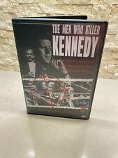 The Men Who Killed Kennedy History Channel Banned 1-9 With Cover Art