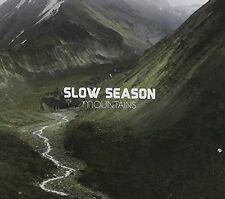 Slow Season - Mountains [New CD]