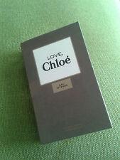Love Chloe woman Eau Intense1.2 ml 0.04 oz perfume mini sample spray