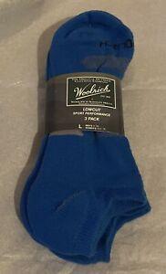 Brand New Men's Woolrich Low Cut Sport Performance Socks Sz Large 9-12 $25 Value