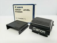 [MINT IN BOX] Canon Waist Level Finder For Canon F-1 SLR Film Camera JAPAN #166