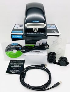 DYMO LABELWRITER 450 TURBO Highspeed THERMAL LABEL PRINTER for PC&Mac New In Box