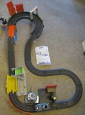 22 + Piece lot Geotrax Lot Cars 2 Grand Prix Tokyo with Remote Control Car