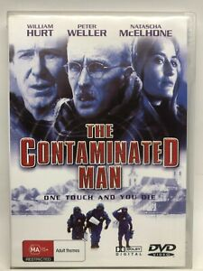 The Contaminated Man - DVD - AusPost with Tracking
