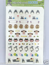 My Neighbor Totoro Schedule Sticker 2 Sheets(1 pattern) School Studio Ghibli