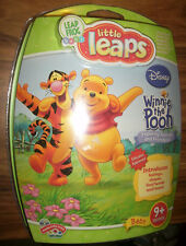 Little Leaps Leap Frog Baby Winnie The Pooh 9+ mos MIP