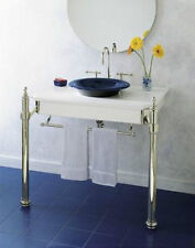 Kohler IV Georges Brass Console Table Top Shell Beach K-3024E-CB-T8
