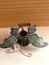 Mosaic Butterfly Tea Light Holder