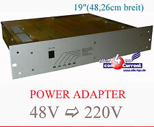 Adattatore Power potenza continua 48v DC a 220v AC UPS Gruppo di continuità