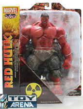 Marvel Select The Incredible Red Hulk Action Figure Diamond Select