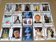 JAMES BOND  - 007 - PLAYING CARDS