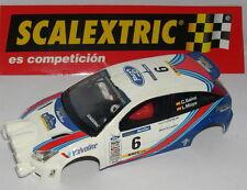 SCALEXTRIC ALTAYA CARROZZERIA FORD FOCUS WRC #6 SAINZ-MOYA 1ºCOLLEZIONE ALTAYA