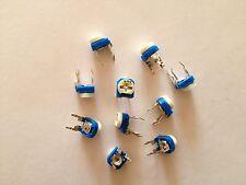 10pcs 500k ohm 500k R Trimpot Trimmer Pot Variable Resistor Horizontal Type 504