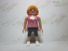 PLAYMOBIL PLAYFIGURE WOMAN,yellow hair